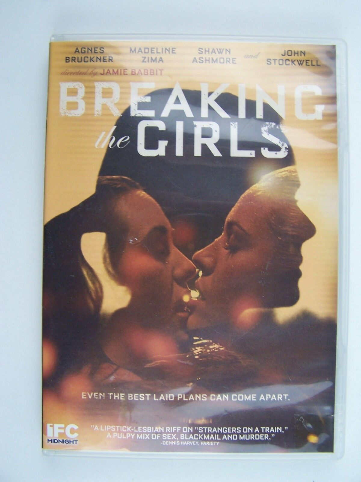 Breaking the Girls DVD Agnes Bruckner, Madeline Zima 30