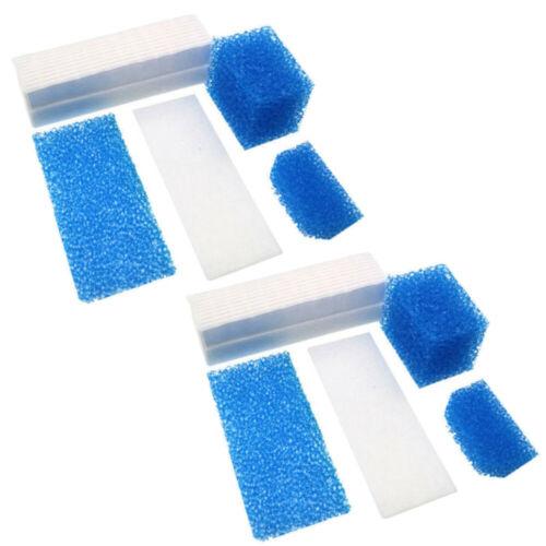 2x Staubsauger-Filter Set ersetzt Thomas 788541 788543 787203 786511 788517