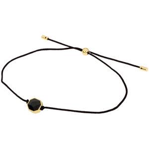 Gorjana Power Gemstone Two Tone One Size Bracelet RE19120325GPKG