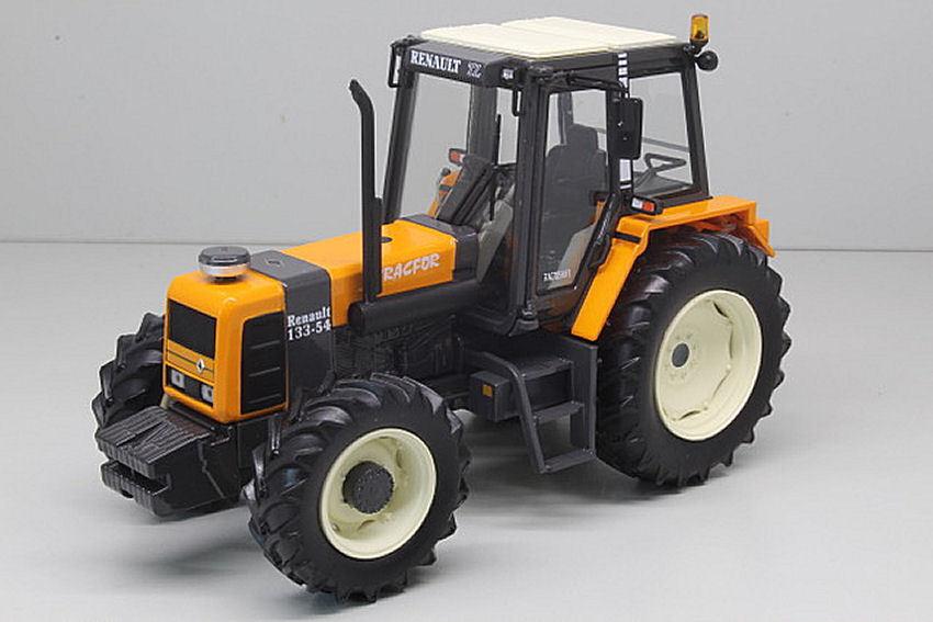 Renault Tracfor 133 54 Trattore Tractor 1 32 Model REPLICAGRI