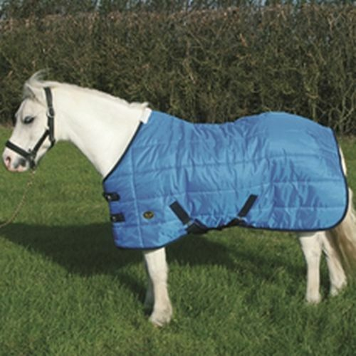 MARK TODD PONY STABLE lila/grau RUG lila/grau STABLE - 4' 9