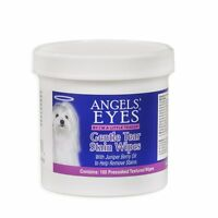 Angels Eyes Dog Tear Stain Remover Powder Or Wipes Nose Glow Or Paw Wax Upick.