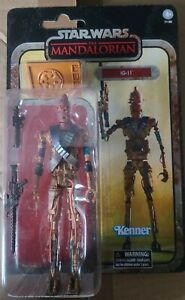 Kenner Star Wars The Mandalorian IG-11 Credit Collection 6' Inch Action Figure