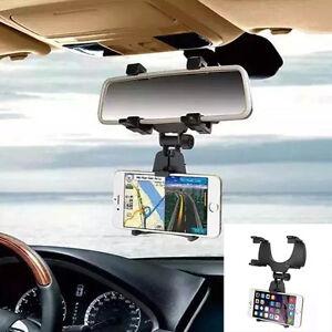 universel-360-Auto-Voiture-Retroviseurs-Support-de-telephone-pour-smartphone