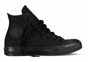 2cd6f8e2b908 Image is loading Converse-Chuck-Taylor-Star-Fashion-Hi-Top-Black-