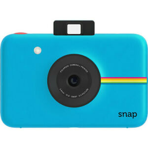 Polaroid Snap 10MP Instant Digital Camera with Zink Zero Ink Printing Technology