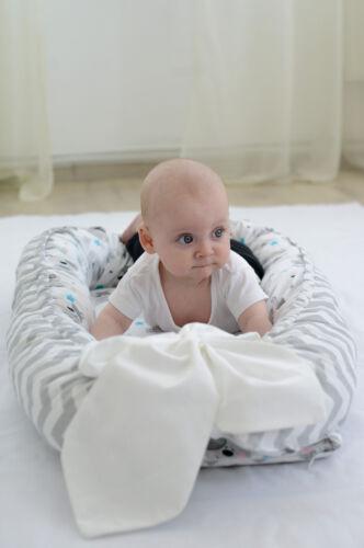 Baby Bed Baby Nest Baby Gift Baby Shower Organic Cotton Crib Bedding Newborn