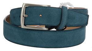 Cintura-uomo-pelle-belt-GUESS-art-BM5005-taglia-M-95-colore-DENIM