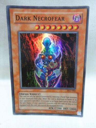 YuGiOh Dark Necrofear Promo DL2-002