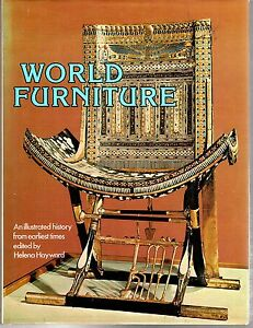 WORLD-FURNITURE-An-Illustrated-History-From-The-Earliest-Times-HCDJ-1981