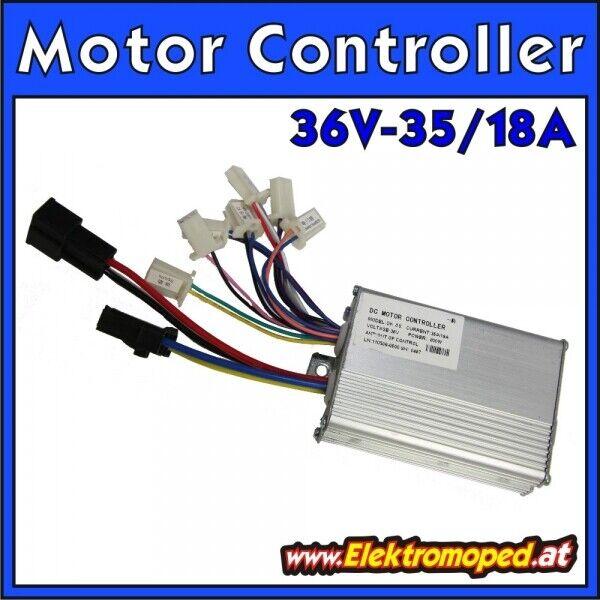 Scooter eléctrico pieza de recambio Controlador de motor 36V 35 16A 36V8S 800W