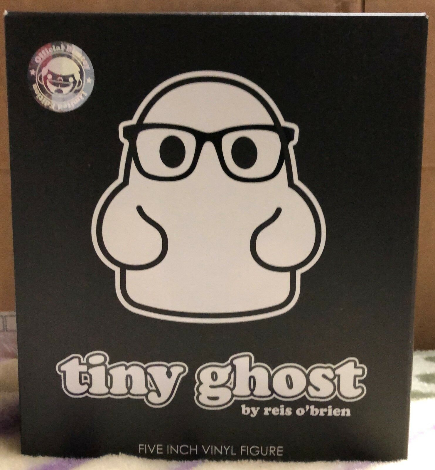 Tiny Ghost -  Limited