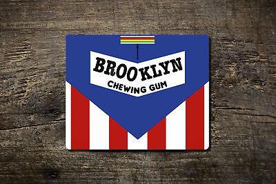 Qualità Al 100% Brooklyn Chewing Gum-tappetino Mouse-bike Ninja Ciclismo Su Strada Tour In Stile Retrò- Vuoi Comprare Alcuni Prodotti Nativi Cinesi?