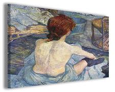 Quadro moderno Henri de Toulouse Lautrec vol III stampa su tela canvas famose