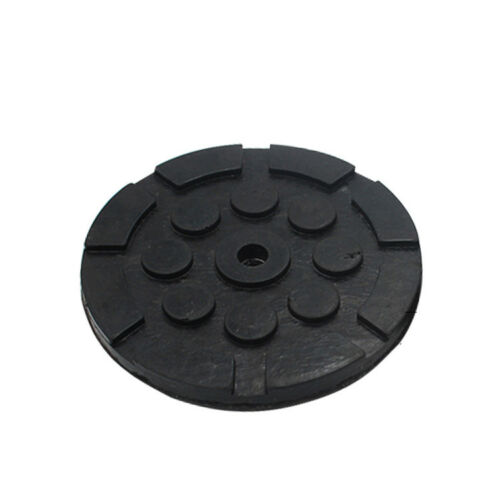 Round replacement rubber pads for car lifts 4X Heavy Duty Round Lift Pads