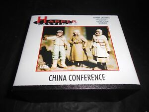 HARPER-CASTINGS-3F001-1-35-CHINA-CONFERENCE-RESIN-FIGURE-KIT