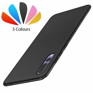 Luxury-Protective-Slim-Thin-Hard-Back-Case-Cover-For-Huawei-P20-Pro-P10-P-Smart