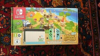 Nintendo Switch Animal Crossing New Horizons Dock ...