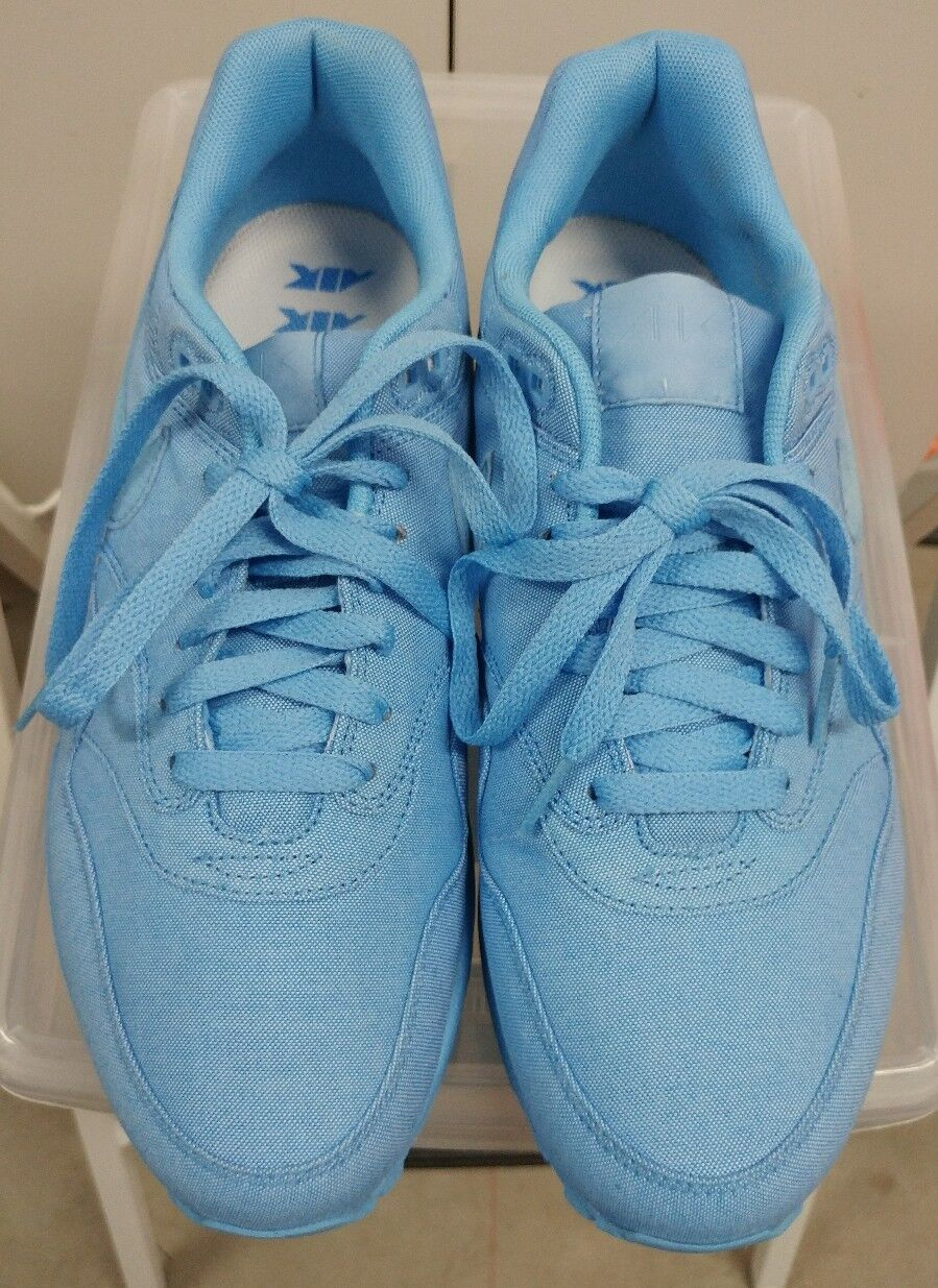 MENS NIKE AIR MAX 1 ONE ATTACK PACK 308866 400 FREE  Blue SZ 10 FREE 400 MAX UNC 632950