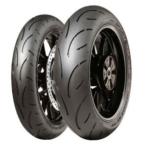 dunlop sportsmart 2 max 120 70 zr17 58w 190 55 zr17 75w motorcycle tyres ebay. Black Bedroom Furniture Sets. Home Design Ideas