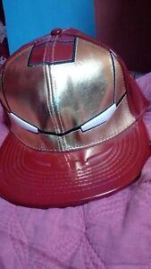 Ironman-Snapback-Cap