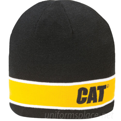 Caterpillar Beanie Mens Womens Winter Knit Beanie Hat Double Layered Winter Cap
