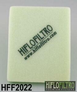 HiFlo Foam Air Filter Kawasaki KLR250 94-05 HFF2022 25-2022 1011-1254 314-F2022
