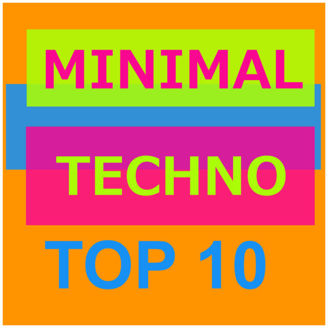 Minimal Techno Top 10 - Audio CD inkl. 1 Std. Techno Bonus Download