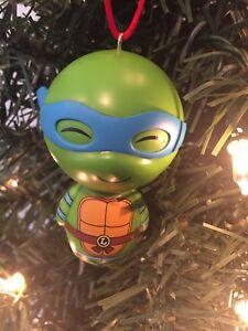 Ninja Turtle Christmas Tree.Details About Teenage Mutant Ninja Turtles Christmas Tree Ornament Leonardo Tmnt Leo