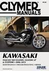 Kawasaki Vulcan 900 Classic, Classic LT and Custom, 2006-2013 by Clymer Staff (Paperback, 2013)