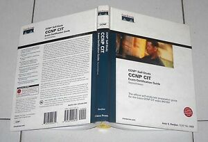 Franc Amir Ranjbar Ccnp Self Study Ccnp Cit Exam Certification Guide Cisco Systems