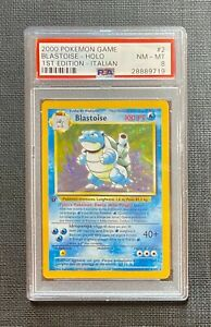 Pokemon-PSA-8-Blastoise-Holo-1st-Edition-Base-Set-2-102-ITA-L