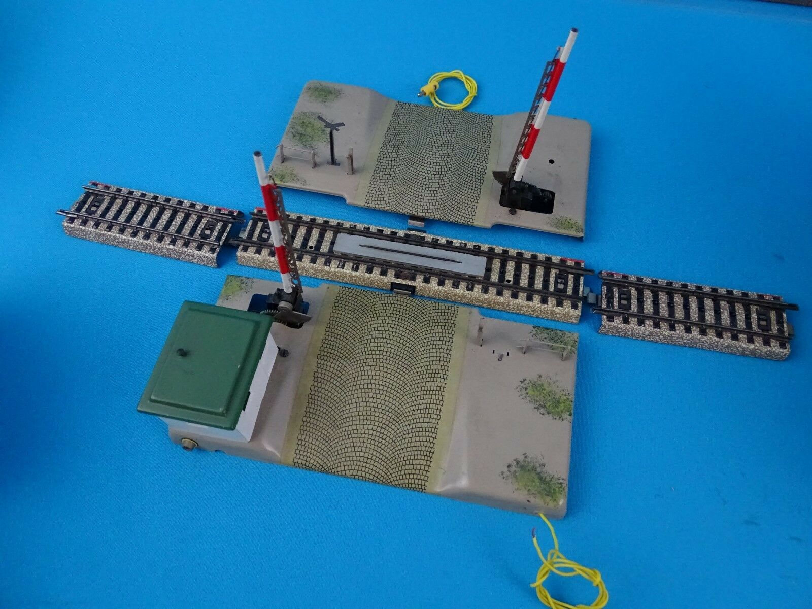 Marklin 459 1 G Electric Railway crossing  50-ies OVP