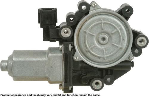 Power Window Motor-Window Lift Motor Rear Left Reman fits 07-12 Nissan Sentra