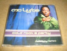 MC LYTE - Cold rock a party (Bad boy remix) (Maxi-CD)