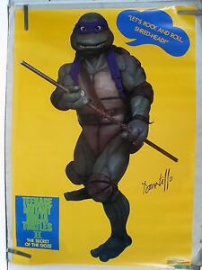 Teenage Mutant Ninja Turtles Donatello 1991