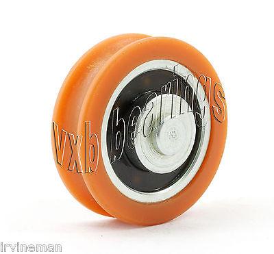 Nylon Window slide Bearing 6x26x14.5 Miniature Ball Bearings 8399