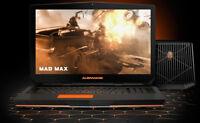 Dell Alienware 17 R3 I7-6700hq 12gb 128gb Ssd+1tb Win10 Gaming Notebook 23