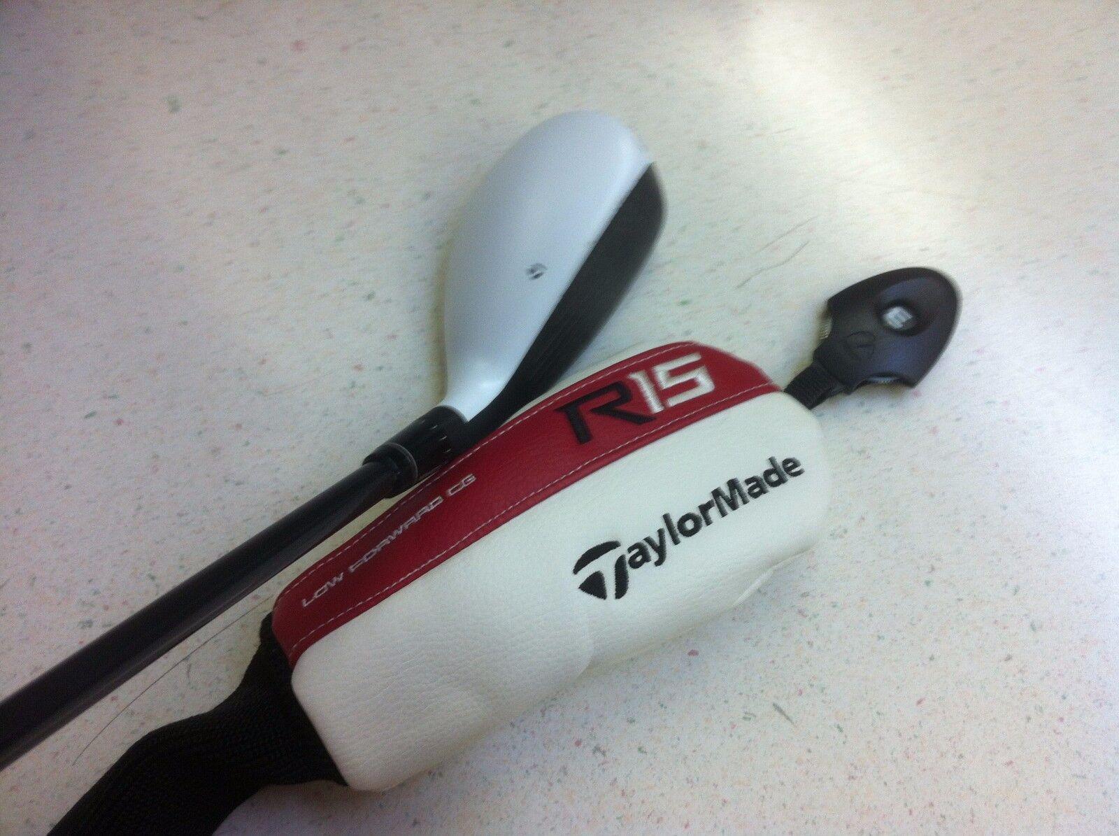 Taylormade R15   3 híbrido utilizado, LH, 19 , S-Flex, Fujikura Speeder 77 evolución, Muy Buen Estado  nuevo sádico