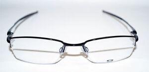 454c43b43b2 Image is loading Eyeglass-Frames-Oakley-TRANSISTOR-22-147-Pewter-22-