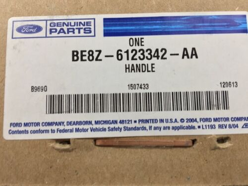 Genuine Ford Window Handle BE8Z-6123342-AA