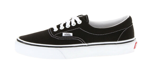 5298039856 Vans Unisex Women Men Shoes Classic Era Black White Canvas VN000EWZBLK  Sneakers