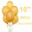 25 X Latex PLAIN BALOON BALLONS helium Rose Gold Balloon modern balons UK Ballon