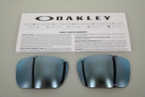 NEW-Oakley-FUEL-CELL-PRIZM-DEEP-WATER-POLARIZED-9096-Replacement-Lens-Authentic