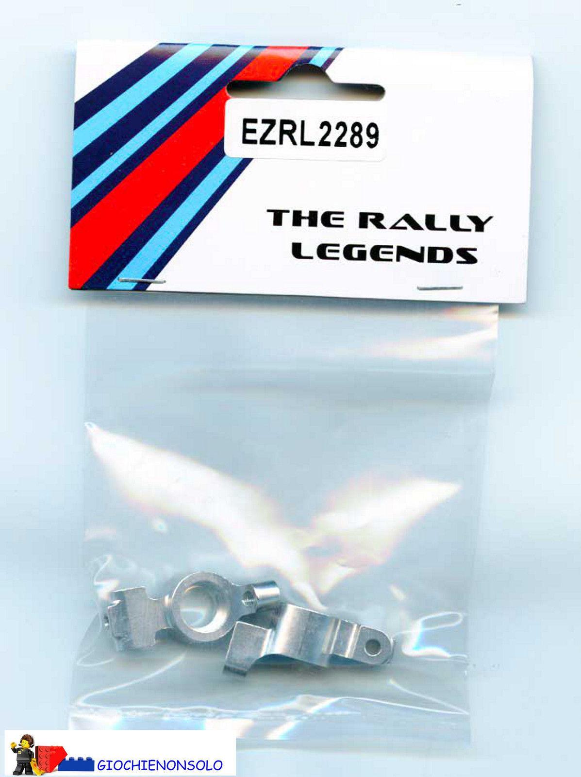 THE RtuttiY LEGEND EZRL2289  - PORTAMOZZI POSTERIORI IN tuttiUMINIO (2)  in vendita