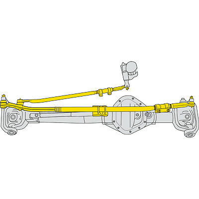 Steering Linkage Assembly Moog DS800984A