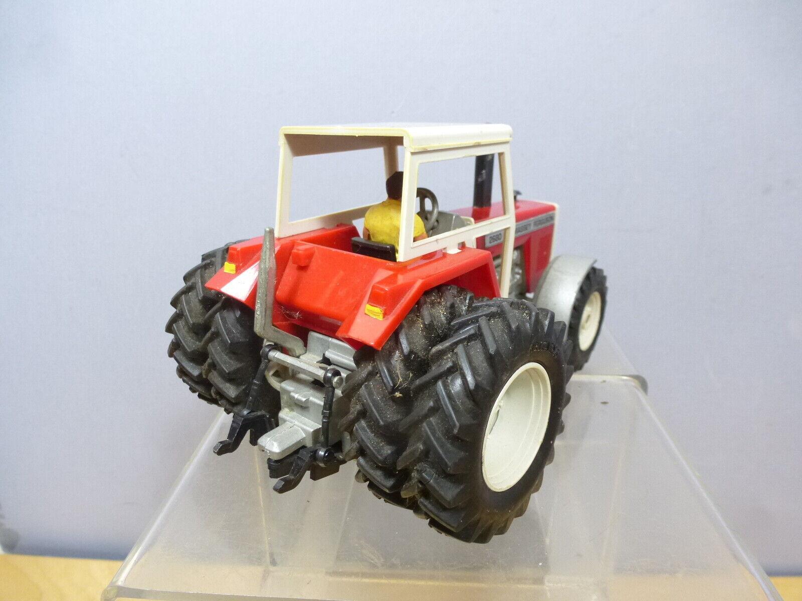 BRITAINS No.9517 Massey Ferguson Ferguson Ferguson 2680 tracteur avec deux roues arrière (2nd version 4c07de