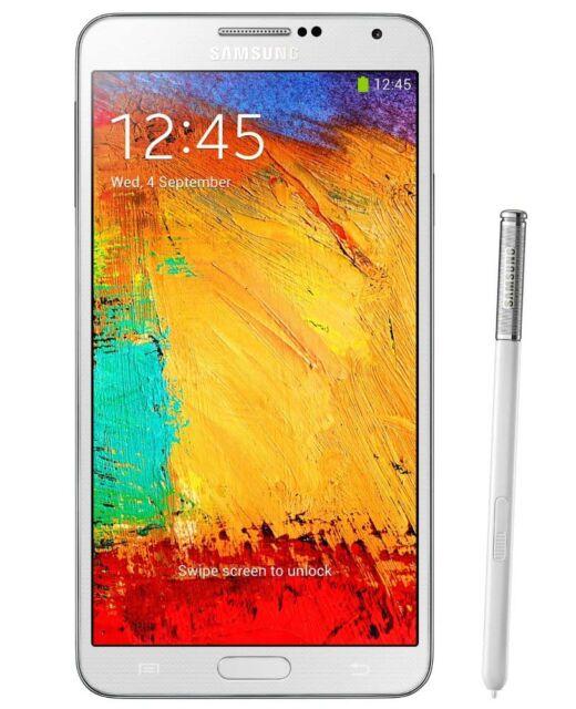 Samsung Galaxy Note 3 SM-N9005 32 GB White Smartphone Handy Android NEU & OVP