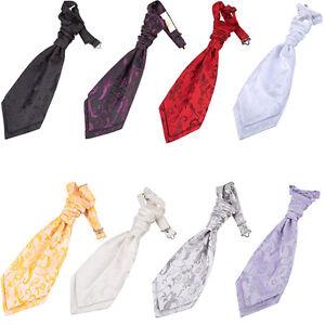Cravate-Lavalliere-Foulard-Garcons-Communion-Floral-Multicolore-Marque-DQT