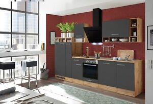 Cucina,Angolo Cucina,Blocco Cucina,Cucina Componibile 310 cm Quercia ...